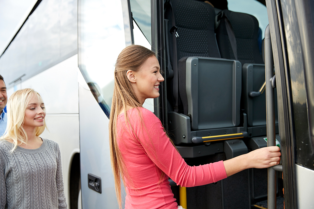Let Metro Motor Coach Provide Motor Coach Service for your Next Long Distance Corporate Event