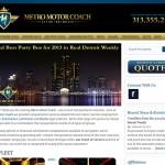 metromotorcoach.com
